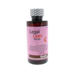 Legal Lean Cherry Syrup